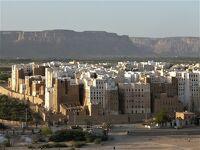 イエメンの旅(5)----砂漠の摩天楼都市シバーム