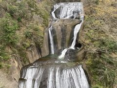 2021年4月 奥久慈の旅 2日目 久々の袋田の滝を堪能