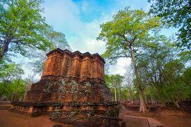 タイの遺跡を全部巡るつもりが、コロナの影響で北部だけで終わってしまった旅 その2 WAT AVASA YAI