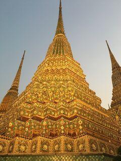 女ひとりで南アジア タイ旅!(2.寺院を巡れど煩悩まみれのハングオーバー編)
