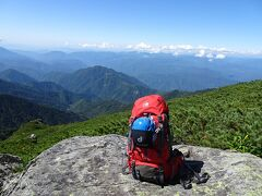 空木岳縦走 ~登山計画を失敗したのは初めてだ・・・