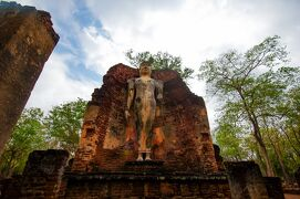 タイの遺跡を全部巡るつもりが、コロナの影響で北部だけで終わってしまった旅 その5 WAT PHRA SI ARITABOT
