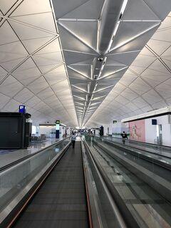 またまた日本帰国と検疫強化中香港への渡航