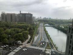 都心に泊まる。ザ・ペニンシュラ東京(1)