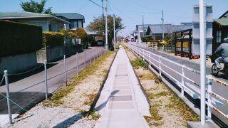 新居浜で春のお散歩~廃線跡と慈眼寺~