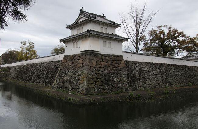 府内城登城と亀塚古墳訪問