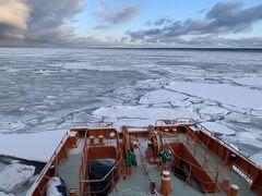 流氷求めて紋別へ 2日目 流氷チャレンジ2回目は大成功!初めて見る流氷に大感動!