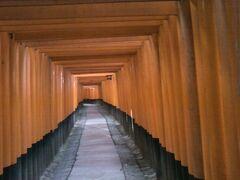 2010年 京都トレイル、伏見から東山、大文字山を歩く