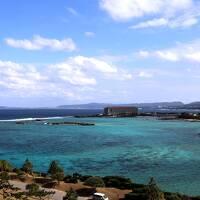 初めての沖縄本島☆彡ANAインターコンチネンタル沖縄のクラブラウンジ満喫~アグー豚しゃぶ「ゆうな」&旧海軍司令部壕~ウミカジテラス