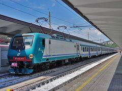 北東イタリア鉄道の旅 (その1 トリエステはオーストリアの面影の残る街)