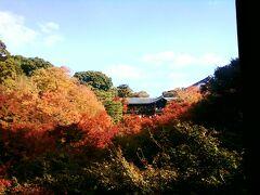 2010年秋、京都東山を歩く