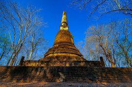 タイの遺跡を全部巡るつもりが、コロナの影響で北部だけで終わってしまった旅 その16 シーサッチャナーライ郊外の遺跡巡り