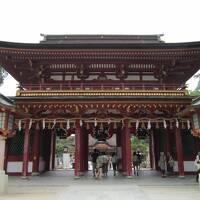 2013.7 福岡 大宰府天満宮&原鶴温泉の旅