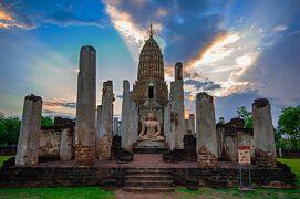 タイの遺跡を全部巡るつもりが、コロナの影響で北部だけで終わってしまった旅 その17 シーサッチャナーライ郊外の遺跡巡り