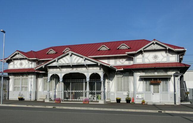 歴史のありそうな駅と大阪と堺の電車と 前編