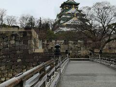 大阪城公園周辺散歩