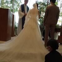 長男の結婚式♥in横浜インターコンチネンタルホテル