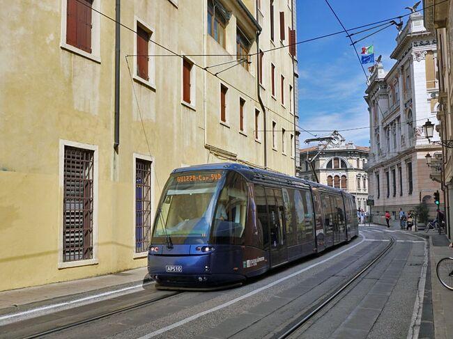 北東イタリア鉄道の旅(その4 ヴェネツィアからローカル列車で巡るパドヴァ)