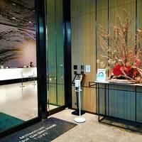 銀座ミレニアム 三井ガーデンホテル 東京 に泊まってみました。