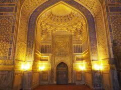 (6)ウズベキスタン共和国ー2  サマルカンド   (中央アジア4か国周遊)