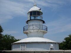 歴史を残す城下町臼杵と広大な海の光景関埼灯台