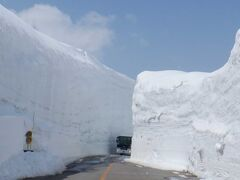 日帰り立山黒部アルペンルート50th☆雪の大谷14mの雪の壁・ふらふらするけど高山病ってやつ!?
