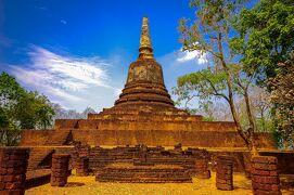 タイの遺跡を全部巡るつもりが、コロナの影響で北部だけで終わってしまった旅 その21 丘の上の遺跡でオーバーヒート