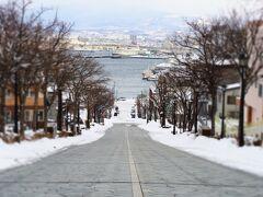 雪の函館&フォーポイント・バイ・シェラトン函館紹介