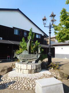 富山旅 1日目その2 岩瀬と富山