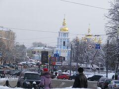 ウクライナ キエフ市内散策記(パート1)