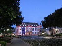 心の安らぎ旅行(2019年 夫目線 Part41 ドイツ11日目 Mainz マインツ Shillerplatz シラー広場♪ )