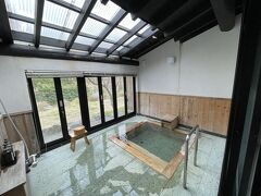 お1人様歓迎、川場温泉錦綉山荘へ。