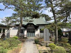 秋田のプロレタリア文学を訪ねて2(見性寺から金刀比羅神社・實城院へ)