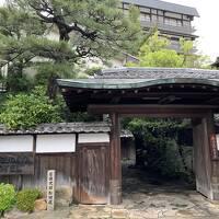 山口ドライブ 旅行 その1 湯田温泉・幕末の志士たち縁の老舗の宿