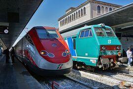 北東イタリア鉄道の旅(その11 サン・マルコ寺院からリアルト橋、ヴェネツィアマルコポーロ空港から帰国へ)
