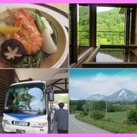 好きです東北(11)星野リゾート奥入瀬渓流ホテルの夕食と朝食。送迎バスで新青森駅へ