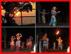 ハワイ満喫2013(17)ルアウディナーショー