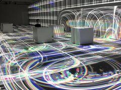 ドーミーイン八丁堀に宿泊しての近場温泉旅、東京現代美術館でライゾマティクス展を鑑賞