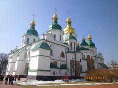 ウクライナ キエフ市内散策記(パート2)