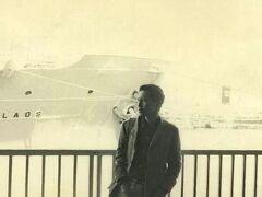 Singapore 唐辛子爺若かりし頃の船旅 貨物船で香港、バンコク、シンガポール経由ペナンまで