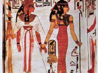 旅行会社の誇大広告に騙されたナイル川クルーズの旅 23 エジプト美術の最高峰ネフェルタリ王妃の墓