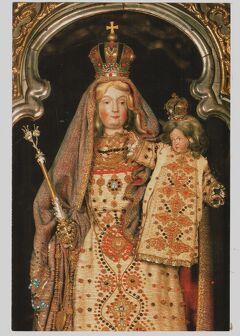 ドイツ2012年・麗しの5月:聖母マリア像が動いた!と少女は驚き知らせた。(マリアの泉巡礼教会の信仰)