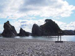 岩手ZIGZAG縦断旅②【極楽浄土ヶ浜とドラゴンブルーの龍泉洞を見てみたい♪空と海と地底湖青色編】