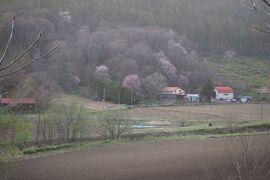 淡い春。 美瑛と上富良野、そして芦別へ