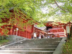クロスカブで西国観音巡り 4日目 談山神社へ行きました。