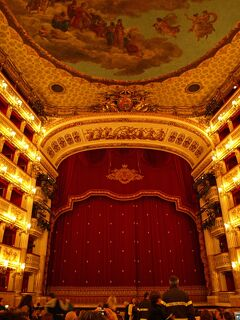 シチリア・南イタリア13日間旅行記⑮ナポリのサン・カルロ劇場でバレエ鑑賞