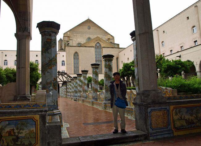 シチリア・南イタリア13日間旅行記⑯ナポリ篇1・スパッカナポリをそぞろ歩き、ヴォメロの丘