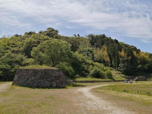 '21 GW山陰100名城旅23 安来 戦国大名尼子氏が本拠を構えた月山富田城
