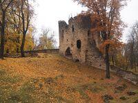 秋のバルト三国美しき古都と城を訪ねてNo.13<リガに次いで古い町ツェースィス>
