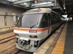 2021年5月高山線の旅2(ワイドビューひだ号で富山駅から岐阜駅へ後篇)